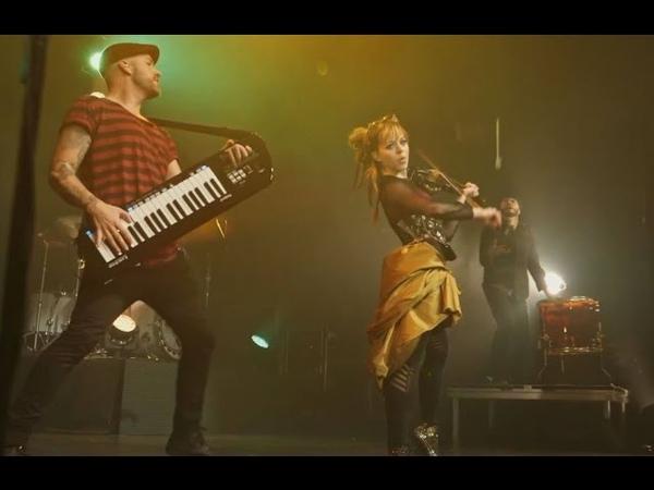 Lindsey Stirling - Roundtable Rival [Live]