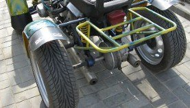 самодельные, квадроциклы