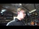 [Андрей Скутерец] Едем к ШУМАЮ В БОЛЬНИЦУ, тюнинг скутера Sym, покатушка на кроссачах