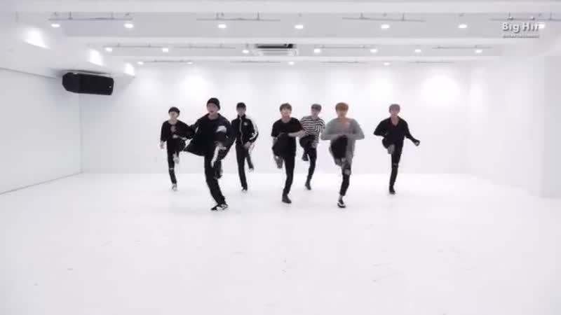 BTS -《Blood, Sweat and Tears》 Dance practice