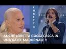 Tale e quale show, Loretta Goggi brutale.. GRANDE GAFFE CON DI CATALDO: Tu sei un ...giusto?