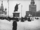 Российская империя Москва Кинохроника 1908г д ф