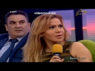 Eldar Elekberov, Reqsane, Asiq Ferhad, Fedaya Lacin - Sevimli Sou 24.03.2014