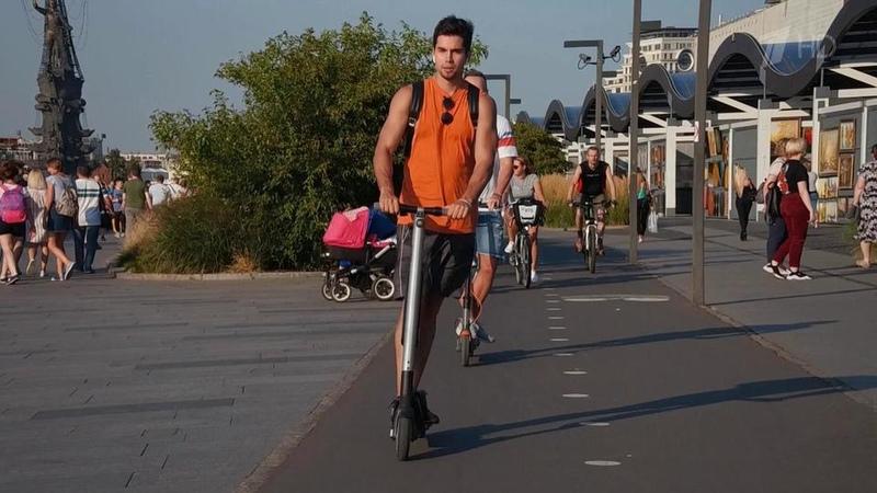 Самокаты, гироскутеры имоноколеса становятся популярными видами транспорта