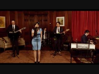 Джазовый кавер песни Christina Aguilera - Genie in a Bottle в стиле 60-х