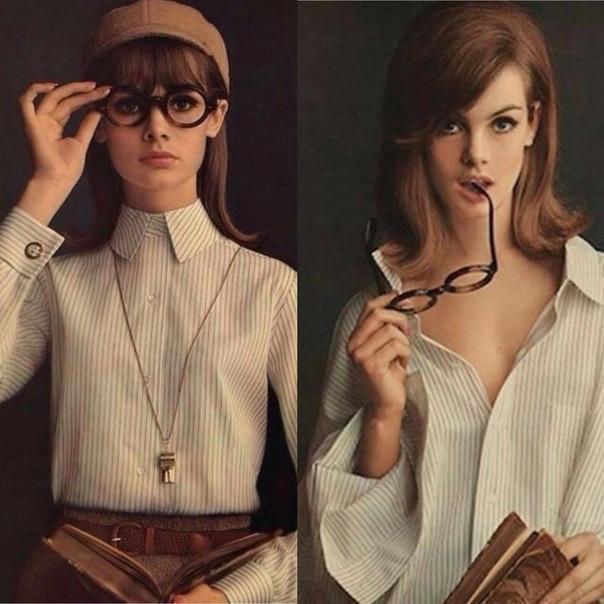 Два портрета Джин Шримптон. Хорошая-плохая девочка .