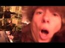Моя подруга немка Мета Хюпер поёт и играет Песню крокодила Гены