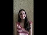 Аня Самохина Live