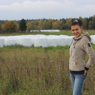 Александра Ануфриева, 10 августа 1988, Москва, id3919624