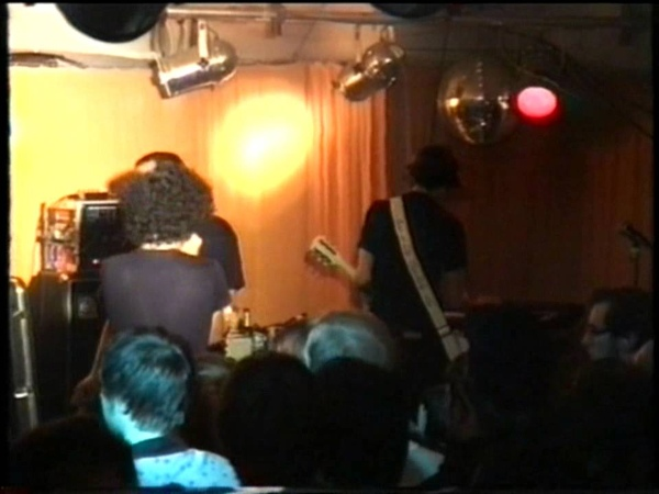 At The Drive-In - Metronome Arthritis (Hannover 2000 - Master)