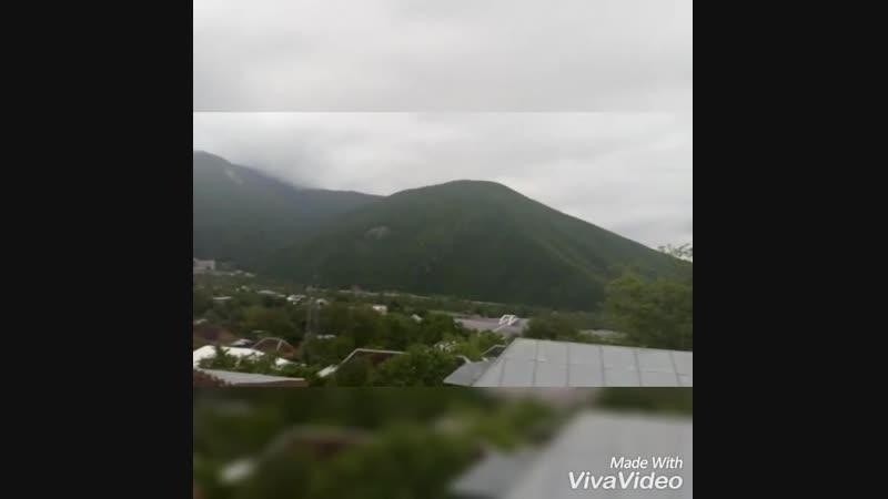 Моя Родина.. Азербайджан, мой любимый город Шеки.. Любимые горы и такой пейзаж
