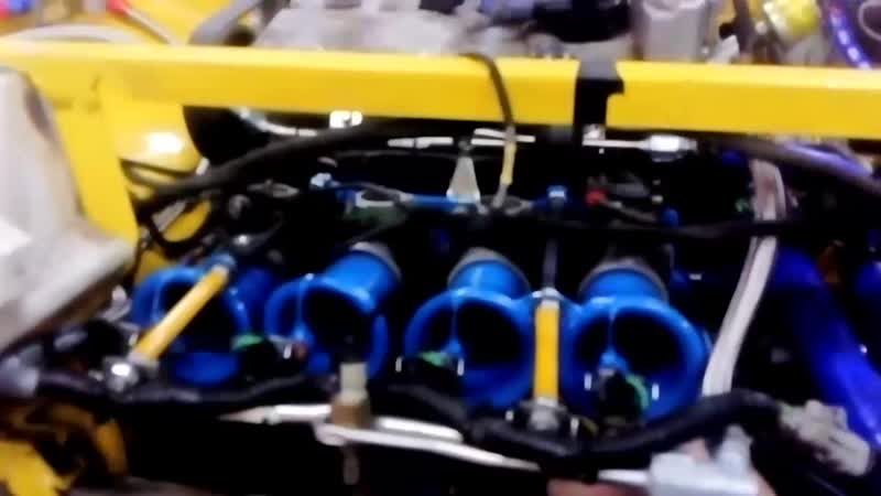 Атмо корч 16V