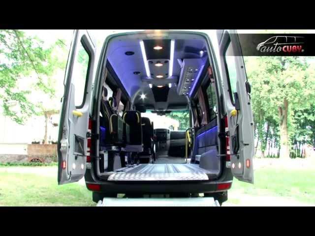Mercedes-Benz Sprinter CUBY Special Line 2015