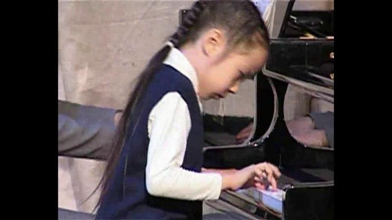 Вольфганг Амадей Моцарт. Концерт №8 до мажор, Luetzow-Konzert KV 246 (1 часть).