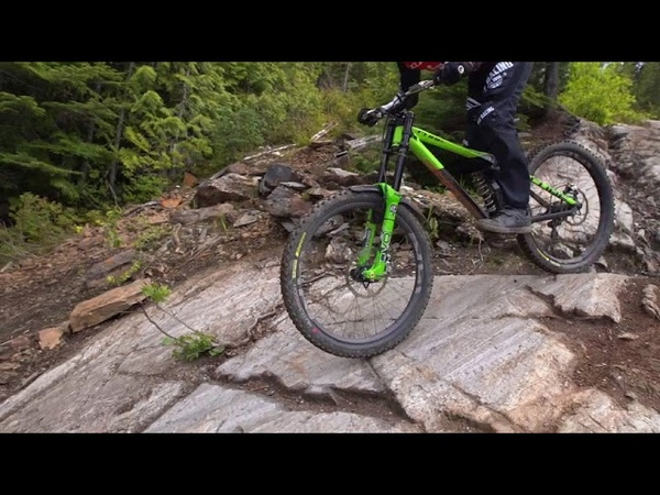 Downhill raw Whistler DH - Remy Metailler