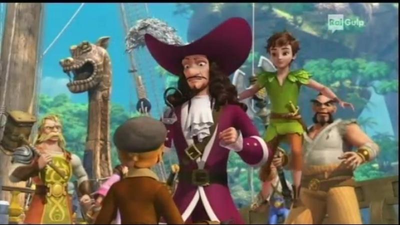 Le nuove avventure di Peter Pan S2E5 - Wendy la fatina
