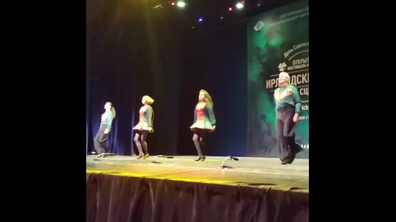 Школа ирланского танца - Hibernia
