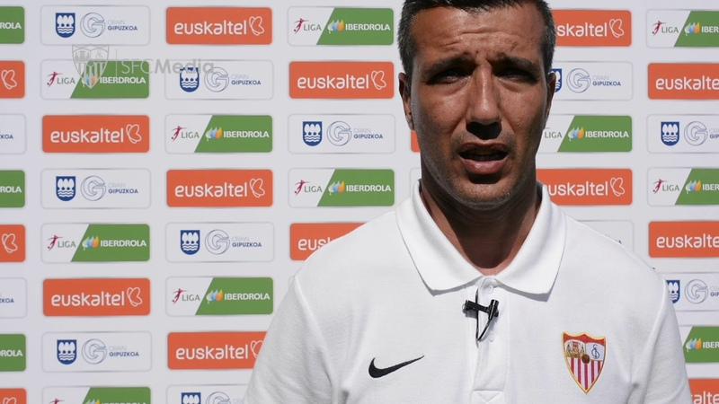 Paco García: Hay que tener más chispa e intentar ser más agresivas en el terreno de juego