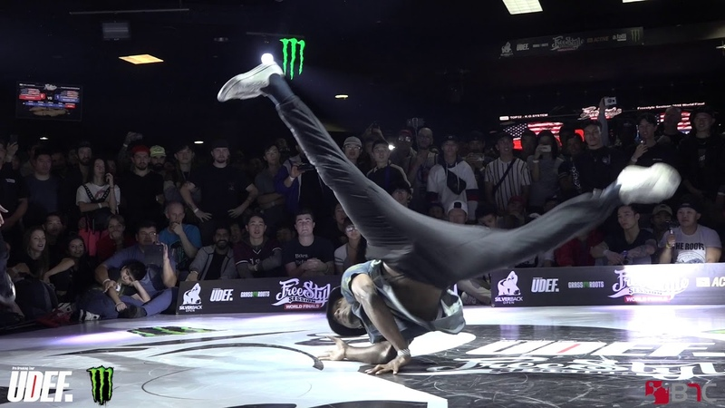 Squadron Vs Monster RAD - Top 16 - Freestyle Session 2018 - Pro Breaking Tour - BNC