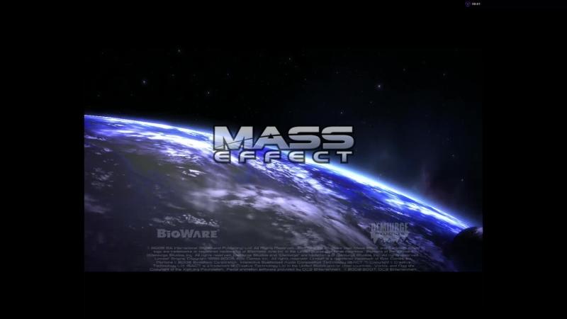 Mass Effect 1. Поиски азари Лиары