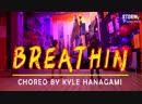 ALENA B. NASTYA P. | ARIANA GRANDE - Breathin | DANCE COVER | Choreography by Kyle Hanagami