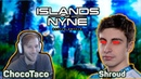 Islands of Nyne : Battle Royale - Shroud Chocotaco 17 kills ELIMINATED | 18 July