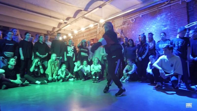 Klukva vs Забава (18 FINAL) || Hip-Hop BEG. || PARTIYA BATTLE