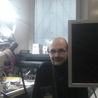 Анкета Сергей Чёрный-Шварц
