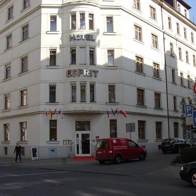 Esprit Hotel-Prague