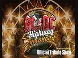 Официальный трибьют легендарной группы AC\DC с симфоническим оркестром в Сургуте!