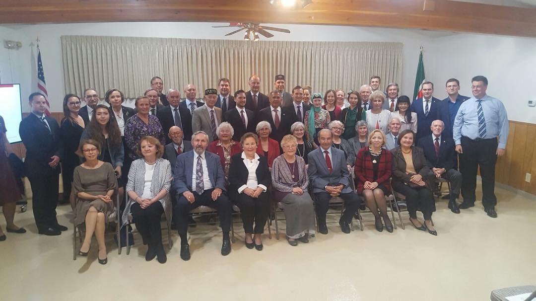 Президент Татарстана встретится с представителями татарской общины США