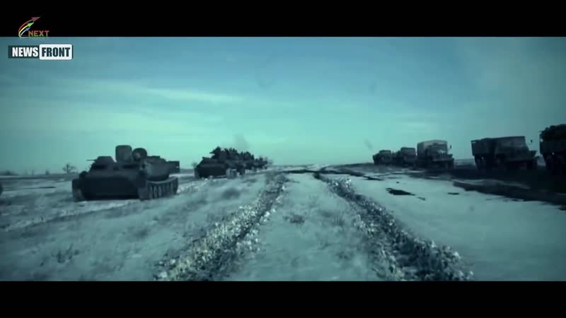 Новый клип«ВОЙНА» _⁄ «WAR» [Посвящен всем бойцам ДОНБАССА] © (official music video)
