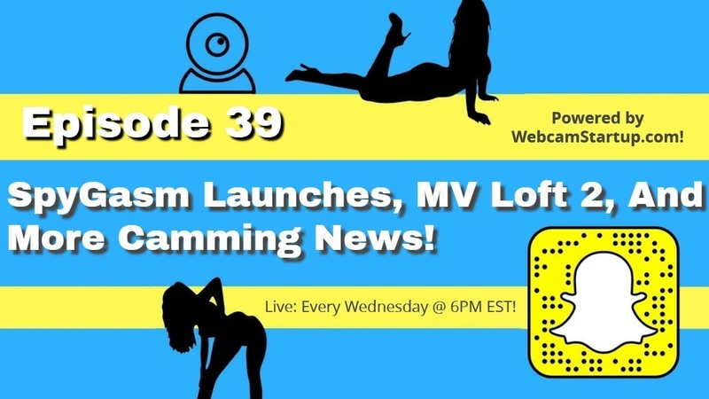 Podcast 39 SpyGasm Launches, MV Loft Season 2 and More!