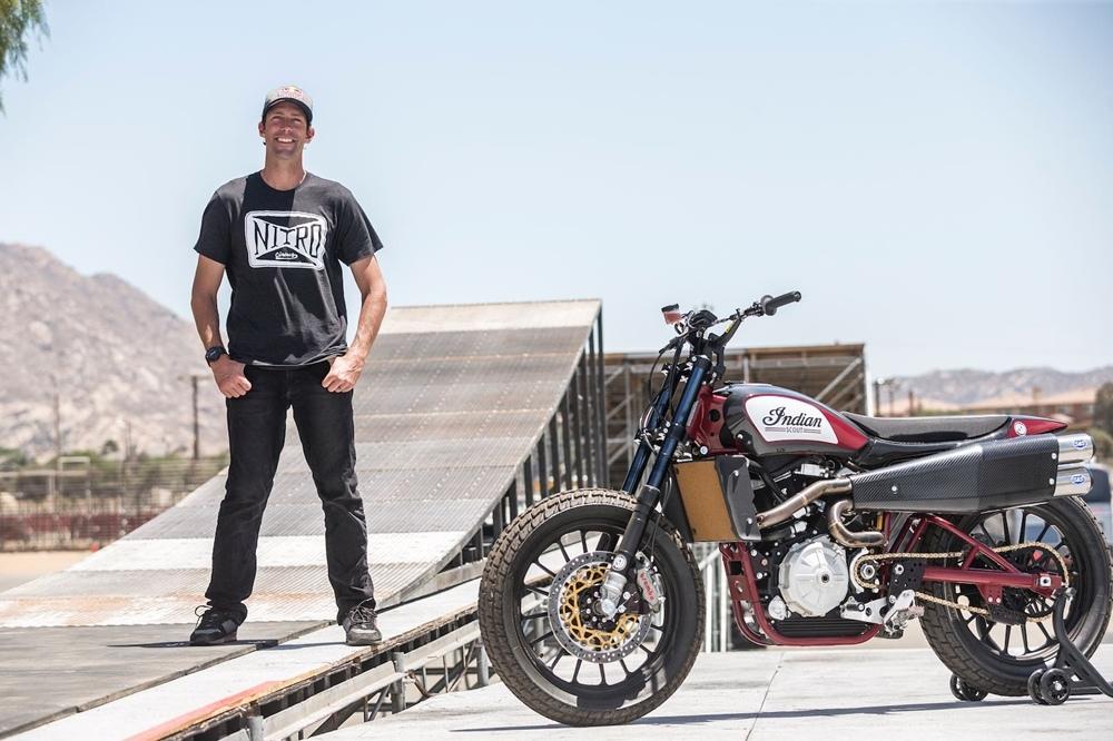 Трэвис Пастрана - мотоциклист 2018 года по версии AMA