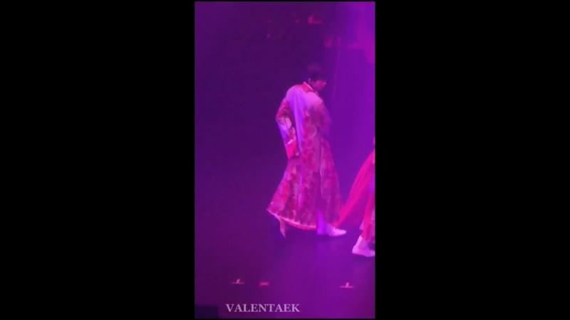 180824 VIXX - The Wind Of Starlight (LEO FOCUS) @ VIXX LIVE LOST FANTASIA IN JAPAN