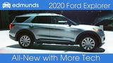 All-new 2020 Ford Explorer - First Look and Details from the 2019 Detroit Auto Show Edmunds