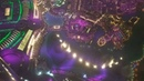 🔥 Вид с Бурдж Халифа на фонтан лазер-шоу 2018