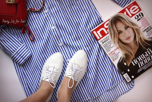 Удобные и лёгкие туфельки на каждый день в белом цвете.