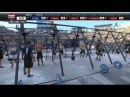 2013 CrossFit Games - Men's 2007 Workout - Heat 3 of 4