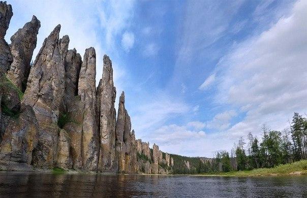 Национальный парк Ленские столбы, Россия
