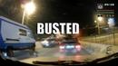 Busted! Уличный дрифт. Не заметили патруль ДПС. Чем всё закончилось