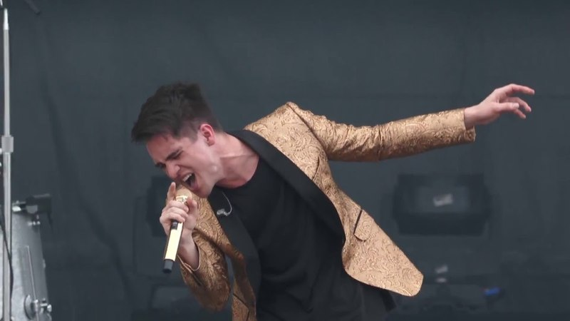 Panic! At The Disco - March Madness Music Festival, 4/1/18