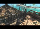Xbox One - 13 минут открытого мира  Assassin's Creed® IV Black Flag.(Геймплей)
