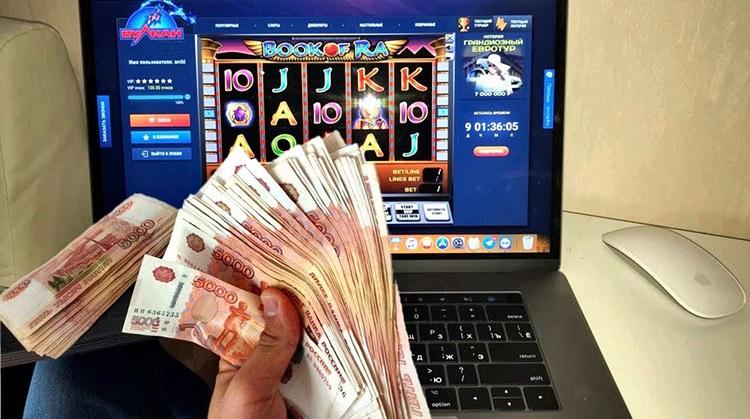 Игра на реальные деньги в онлайн-автоматы