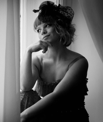 Анастасия Воеводина, 6 мая , Санкт-Петербург, id2106225