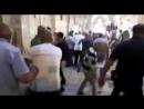 🇵🇸 Palestine Video Extremist Zionists assaulted Palestinian shops in the old city of Jerusalem . . متطرفين يعتدون على اصحاب ا