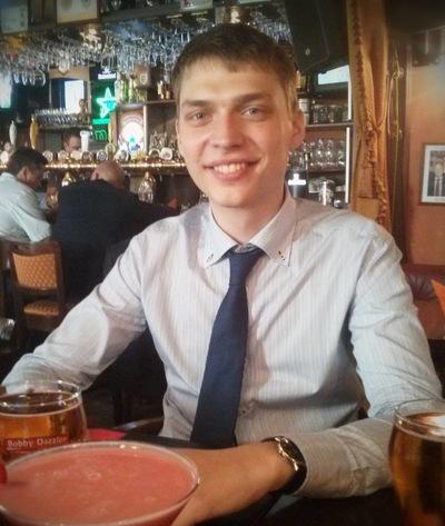 Денис Парфёнов, 7 июля 1991, Москва, id19608381