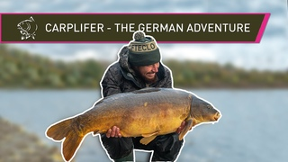German Carp Fishing Adventure