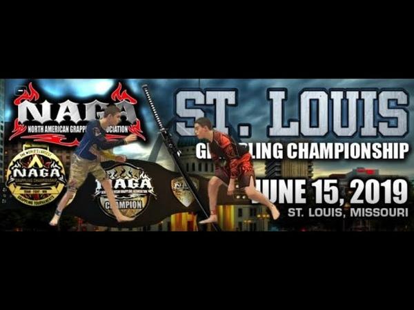 NAGA - North American Grappling Association - STL June 15, 2019