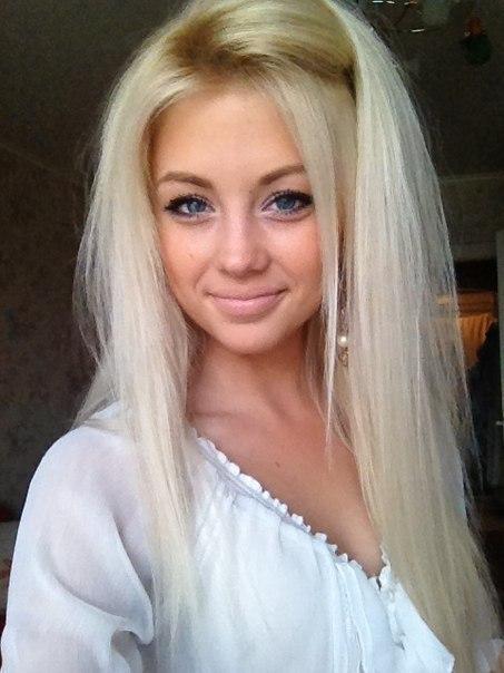фото самой красивой девушки блондинки в сочи